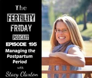 managing postpartum period