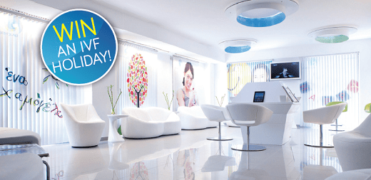 Win IVF Holiday To Greece With Embryolab
