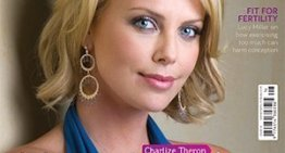 Latest Issue of Fertility Road Magazine With Charlize Theron OUT NOW