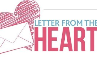 Letter From The Heart