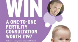 Win A One-to-One Fertility Consultation Worth £197