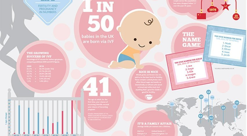 Stats Life 1 Fertility and Pregnancy in Numbers