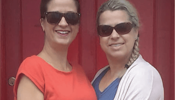 IVF Spain welcome new couple Em and Julie