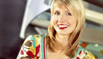 BBC TV presenter Tessa Dunlop is announced as host of the Q&A stage at The Fertility Show