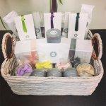 House of BlueBelle Gift Basket