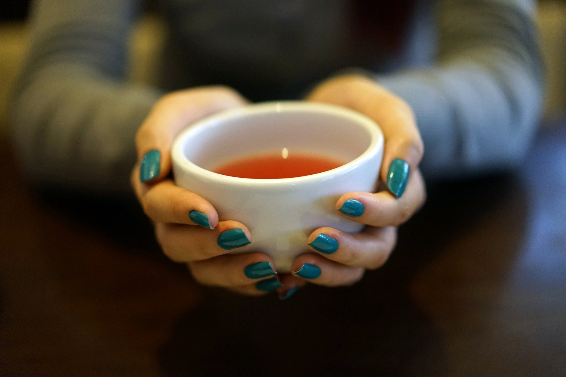 Cup of tea for fertility