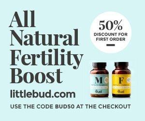 All Natural Fertility Boost