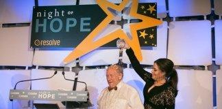 Shady Grove Resolve Night Of Hope