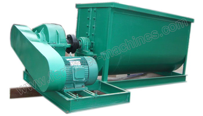 fertilizer mixer machine