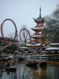 Pagoda de día