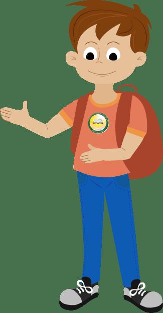 PERSONAJE SANTI (Gesticulación de presentación)