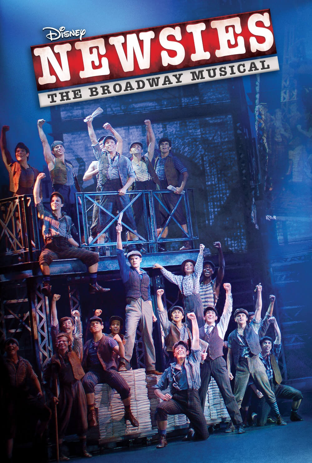 Newsies The Broadway Musical  Fathom Events