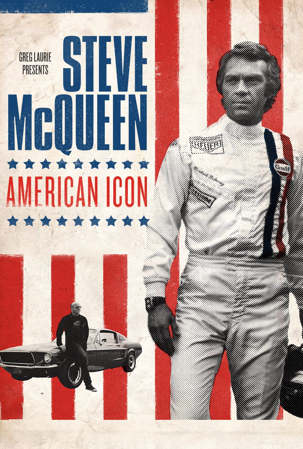 Steve McQueen American Icon In Movie Theaters  Fathom Events