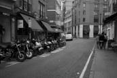 Somewhere in Marylebone..