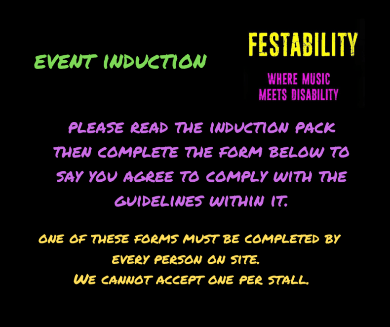 Festability Event Induction