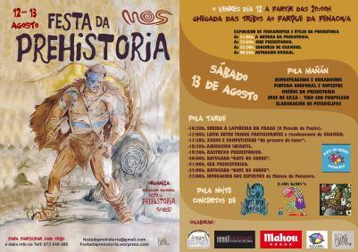 Prehistoria 2016 Flyer Ext