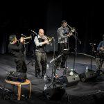BRASS BANG! Paolo Fresu, Steven Bernstein, Gianluca Petrella, Marcus Rojas ph © roberto cifarelli