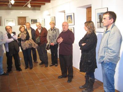 L'exposició fotografica d'Antolín Hernàndez es presenta