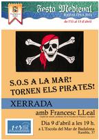 S.O.S. a la mar! Tornen els pirates!