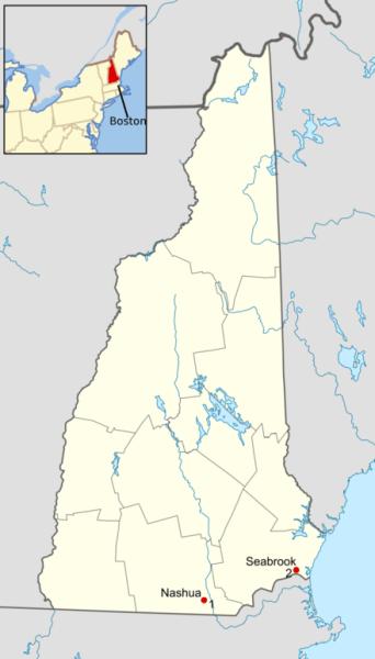 New Hampshire Cores 15-04