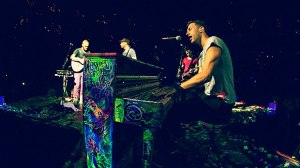 Coldplay Live Group 2011