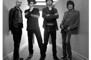 Rolling Stones Group Shoot 2008