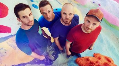 Coldplay AHFOD press
