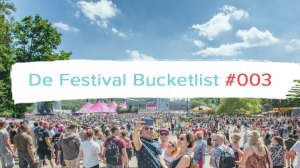 pinkpop bucketlist