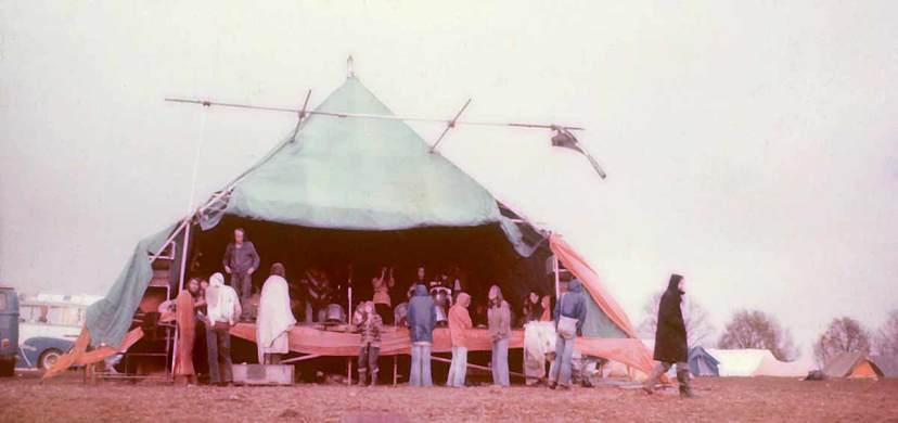 glastonbury 1978 piramid stage