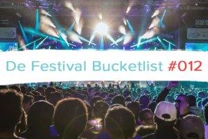 mawazine festival bucketlist