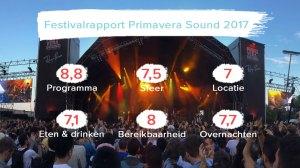 festivalrapport Primavera Sound 2017