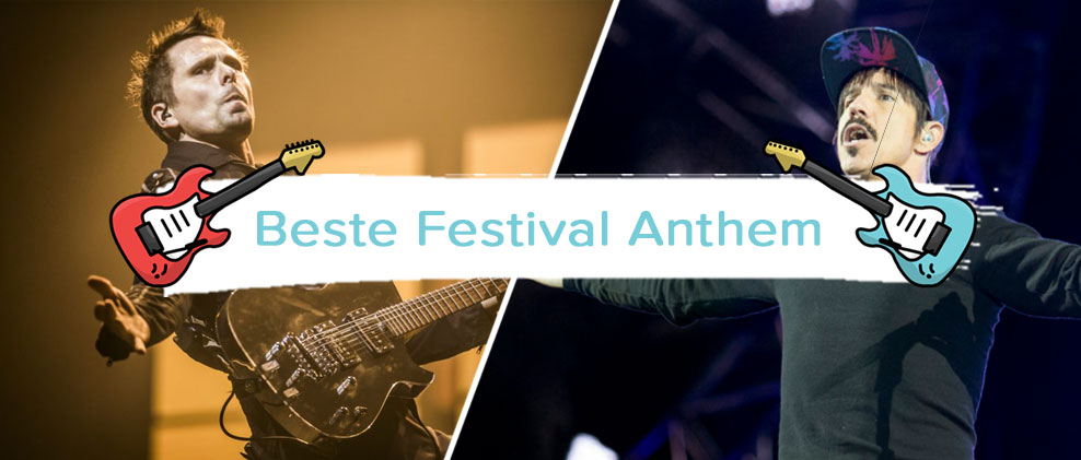 beste festival anthem week 19