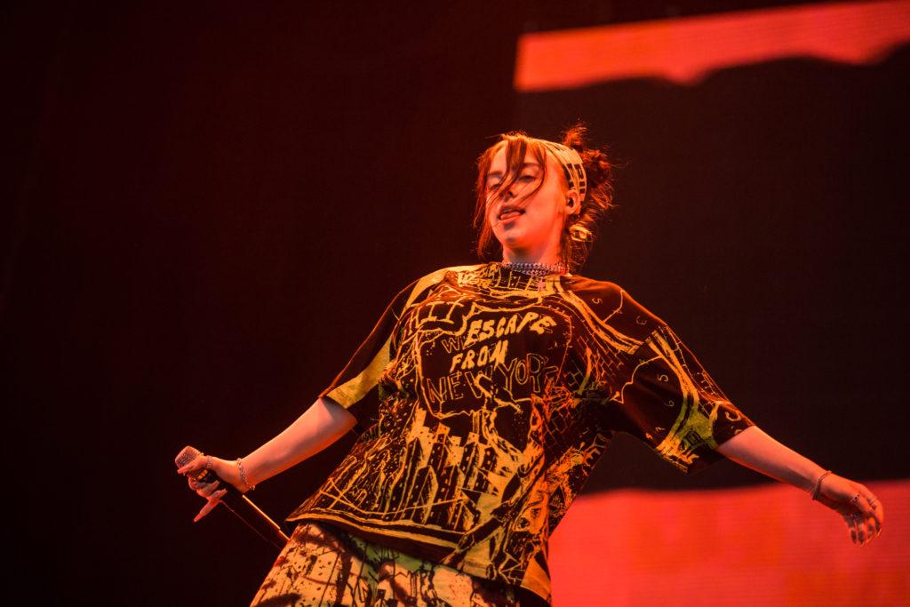 Billie Eilish gaat op de duurzame tour in 2020 | Festileaks.com