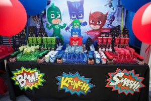 PJ-Masks-Superhero-Birthday-Party-via-Karas-Party-Ideas-KarasPartyIdeas.com56