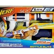 Festival Gadgets Super Soaker Bottle Blitz Wasserpistole Verpackung