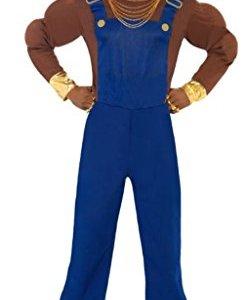 Mr. T Kostüm