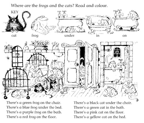 Winnie The Witch Colouring Games