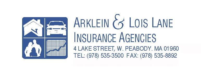 Arklein & Lois Lane Insurance Agencies Logo