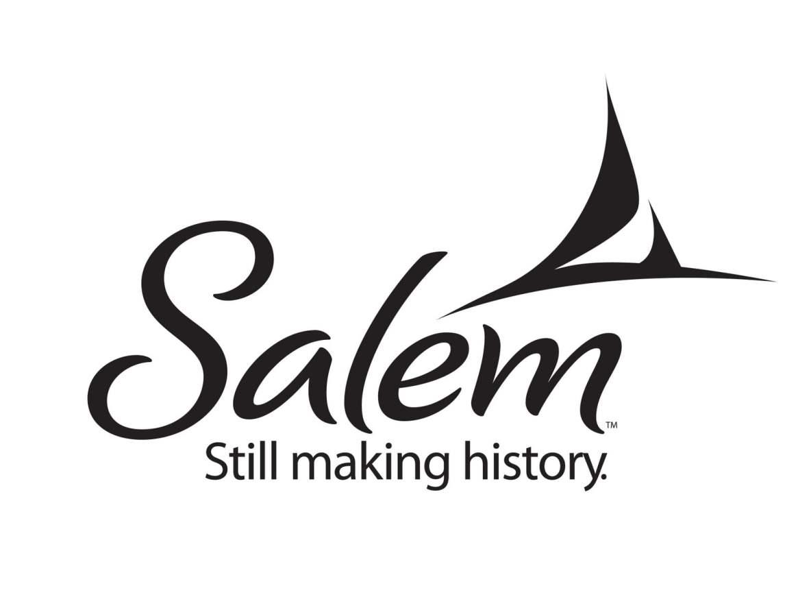 Destination of Salem Logo