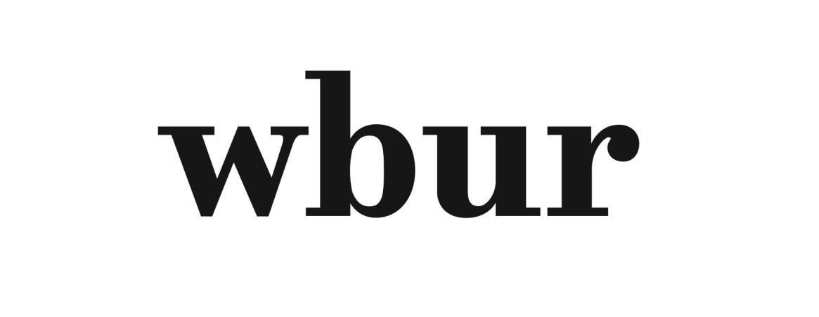 "Text reading ""wbur"""