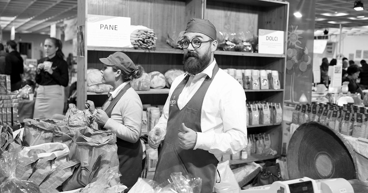 La rassegna food di Scirarindi: gli espositori, gli chef, l'arte del cucinare, le degustazioni, i cooking show, la scuola di pasta