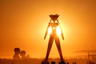 experiencia burning man