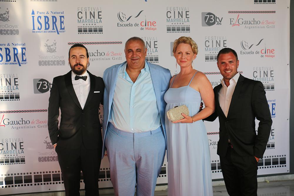 El Festival de Cine de Marbella levanta el telón arropado por el público y la industria el cine
