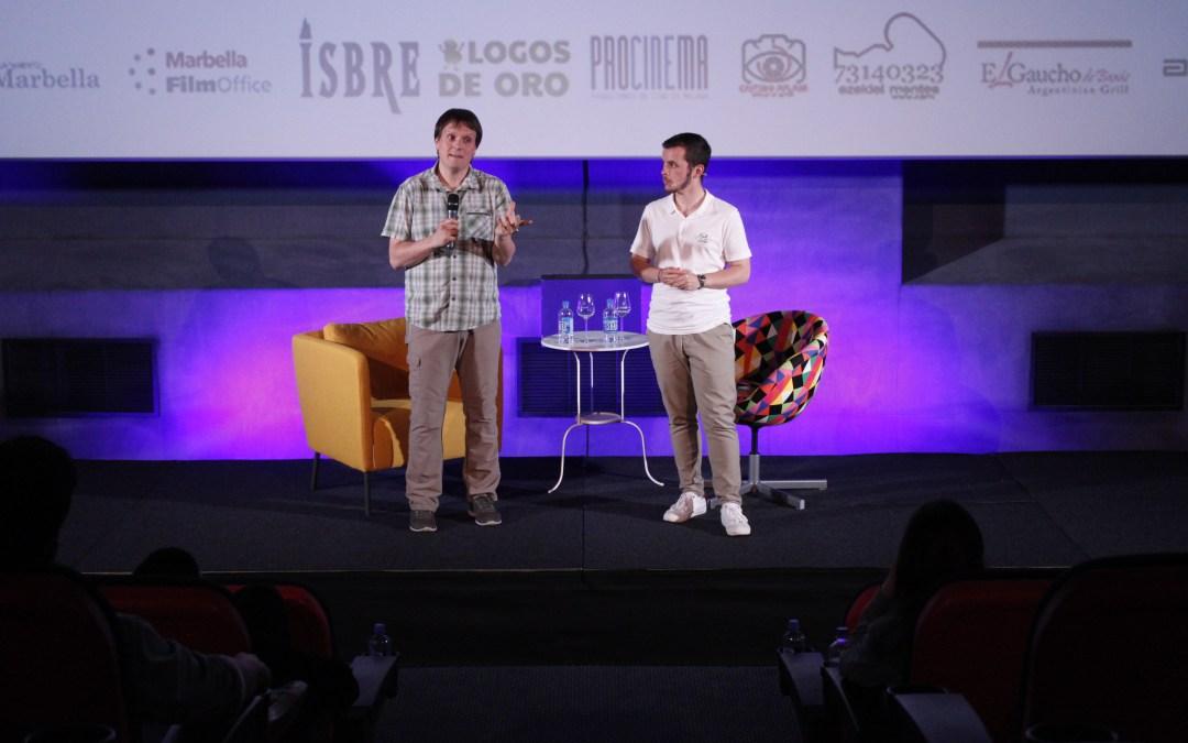 El director Jorge Barrios nos presenta su película «La 3º Ley de Newton»