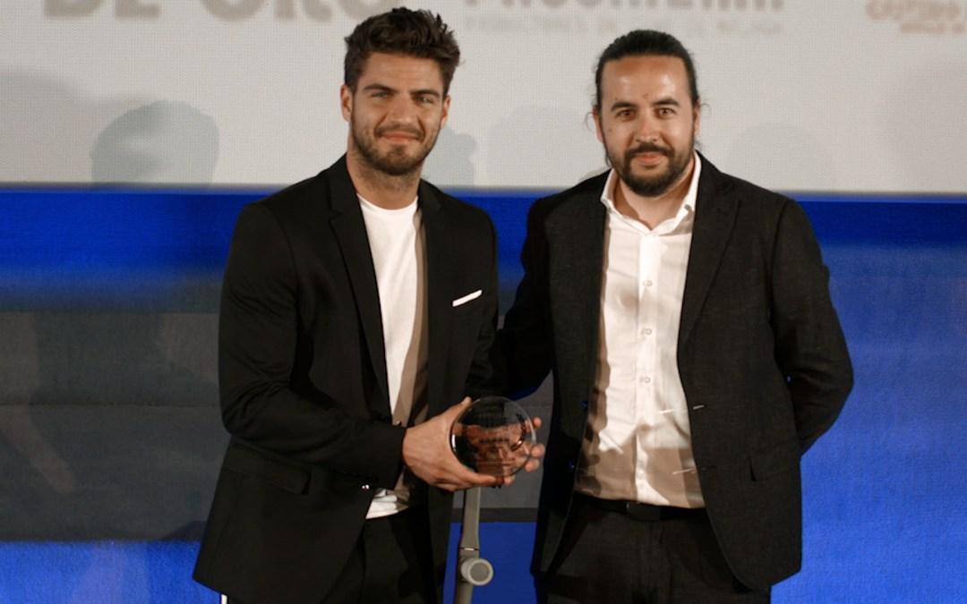 Entrega Premio Proyección Internacional a Maxi Iglesias