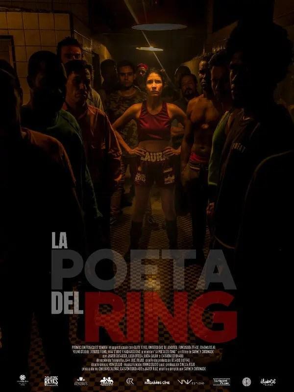 La poeta del ring