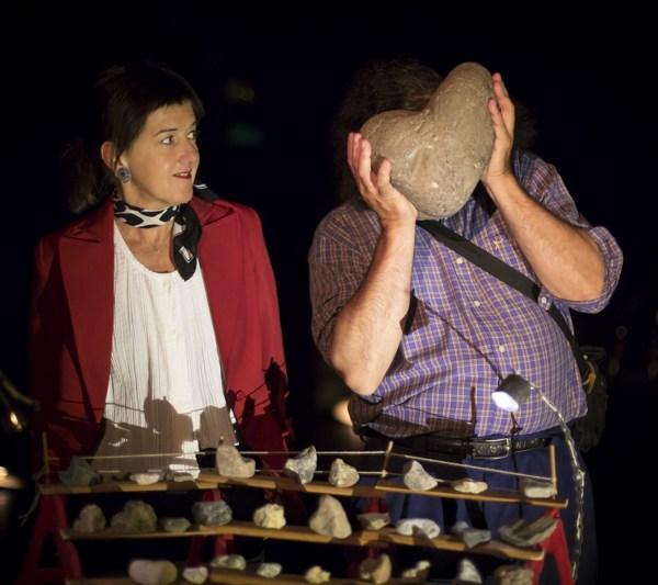 Taller de Dramaturgia y creación con Escarlata Circus