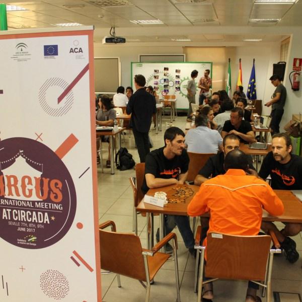 Jornadas profesionales en el marco de CIRCADA