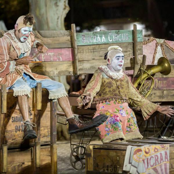 Bucraà Circus ganadores de Panorama CIRCADA 2019