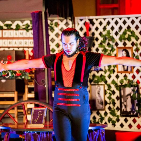 Chicharrón Circo Flamenco, compañía ganadora de Panorama 2020